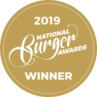 National Burger Awards Winner 2019